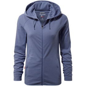 Craghoppers NosiLife Sydney Hooded Top Dam china blue